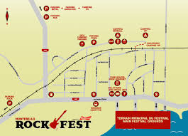 Megabus Route Map by Getting Here Montebello Rockfest U2013 June 22 25 2017