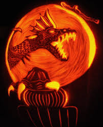 decorating ideas amazing picture of creative shape dragon lighted