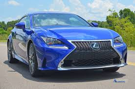 lexus rc 350 deals 2015 lexus rc 350 f sport review u0026 test drive