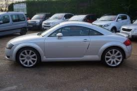 history of audi tt audi tt quattro with service history hea for