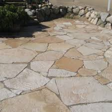 Rock Patio Design Floor How To Install Flagstone Patio For Front Yard Decorating