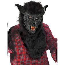 mens werewolf costume halloween fancy dress amazon co uk toys