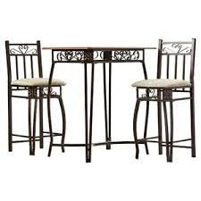 Indoor Bistro Table And 2 Chairs Pub Tables U0026 Bistro Sets You U0027ll Love Wayfair