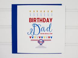 mlb baseball birthday card sports baseball fan custom birthday