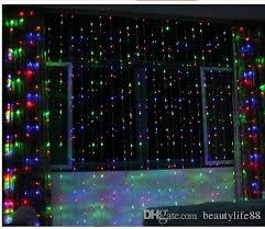 cheap 1024led digital light outdoor garden decoration window