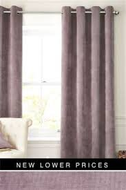 Purple Curtains Purple Curtains Plain Patterned Purple Curtains Next Uk