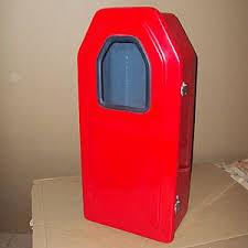 Fiberglass Fire Extinguish Box