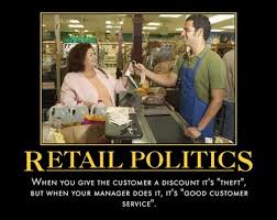Working In Retail Memes - 5 things that annoy me in working retail corner of confessions