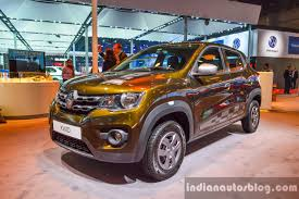 Renault Kwid 1 0 Mt To Launch On August 22