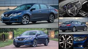 Nissan Altima Colors - nissan altima sr 2016 pictures information u0026 specs