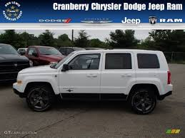 chrysler jeep white car picker white jeep patriot