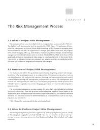 Time Management Worksheet Part 1 Project Risk Management Overview Guidebook For