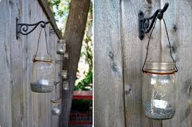 How To Hang Patio Lights 25 Ideas For Decorating Your Garden Fence