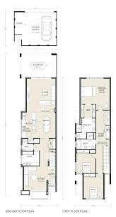 narrow lot house plans with rear garage house plans with garage in back cbat info