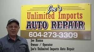 lexus mechanic richmond va auto repairs richmond bc joe u0027s unlimited imports auto repair