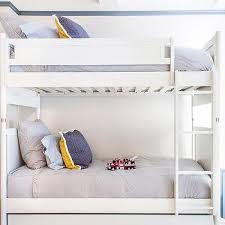 White Bunk Bed With Trundle Bunk Bed With Trundle Design Ideas