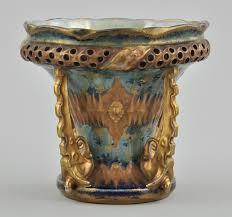 austrian vases antique an art nouveau amphora porcelain vase by riessner u0026 kessel