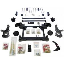 rancho rs6550b suspension system fits chevy silverado gmc sierra