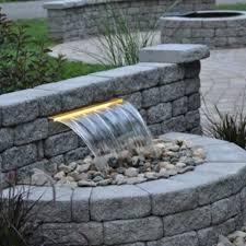 Best  Garden Waterfall Ideas On Pinterest Diy Waterfall - Backyard waterfall design