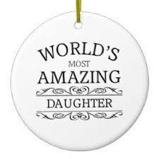 father daughter christmas tree decorations u0026 ornaments zazzle co uk
