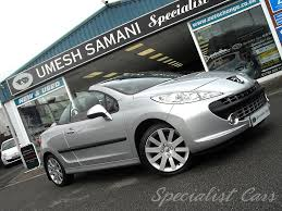 peugeot 207 new peugeot 207 cc gt coupe convertible from umesh samani
