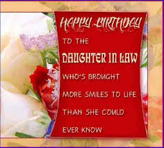 happy birthday cards for daughter in law home design ideas