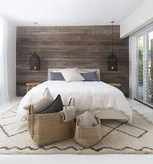 bedroom wall ideas bedroom wall picture timber feature wood plank errolchua