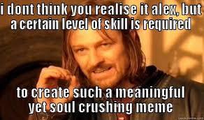 Meme Boromir - boromir memes quickmeme