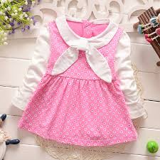 2017 wholesale 2016 new baby dresses princess cotton baby