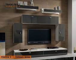 Ikea Tv Unit Tv Wall Units Tv Cabinets Tv Stand Grey High Gloss Modern