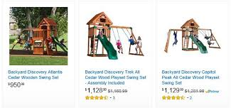 Amazon Backyard Playsets by Swing Sets For Michigan U2013 Includes Premium Choices From 6