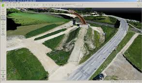 corridor point cloud bridge png