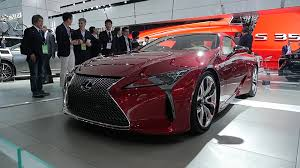 2017 lc 500 is the future of lexus w video autoblog