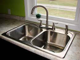 Kitchen Sink Faucets Kitchen Kitchen Sinks And Faucets Sink Kohler Together With