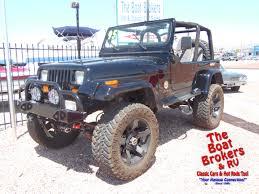 jeep wrangler sport logo 1995 jeep wrangler koz off road the boat brokers u0026 rv lake