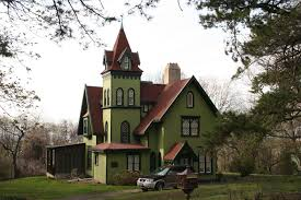 Gothic Revival Home American Homes Of The Victorian Era 1840 To 1900