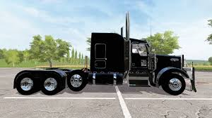 2014 kenworth w900 w900 for farming simulator 2017