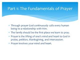 section 5 prayer and the paschal mystery ppt