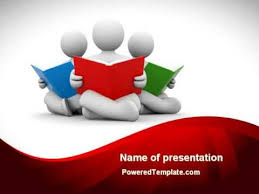 reading people powerpoint template by poweredtemplate com youtube
