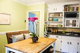Kitchen Wall Paint Color Ideas by Small Kitchen Colors Home Makeoverhome Makeover Small Kitchen