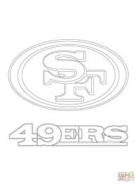 coloring pages extraordinary 49ers coloring pages san francisco