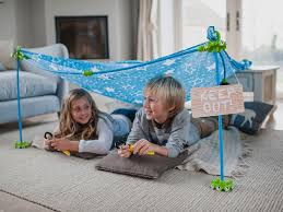 Kids Backyard Forts Kids Can Build Creative Forts Indoors Or Outside With Pl Ug Den
