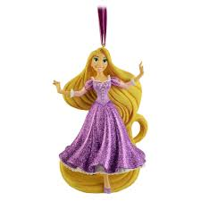 rapunzel figural ornament shopdisney