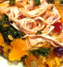 crock pot turkey recipes for thanksgiving slow cooker turkey tenderloin with wild rice and butternut squash
