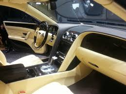 bentley flying spur black interior bentley flying spur pictures images page 5
