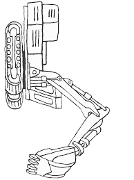 construction tools coloring pages picture of a bulldozer coloring home