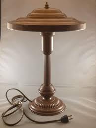Metal Desk Vintage Vintage Metal Industrial Mid Century Modern U0027flying Saucer U0027 Desk