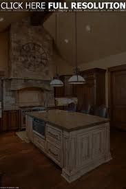 build a rustic kitchen island home decor ideas