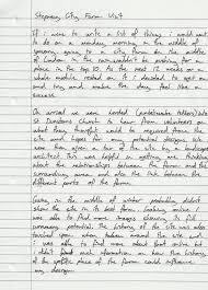 farm writing paper stepney city farm visit myfolio kent add comment