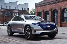 mercedes jeep mercedes eq concept first ride autocar